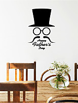 cheap -Fashion Shapes Wall Stickers Plane Wall Stickers Decorative Wall Stickers,Vinyl Home Decoration Wall Decal Window Wall