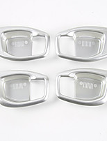 cheap -Automotive Indoor Door Bowl DIY Car Interiors For Jeep Compass Plastic