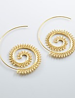 cheap -Women's Drop Earrings Oversized Hip-Hop Alloy Creative Jewelry Party Daily Costume Jewelry