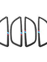 Недорогие -автомобильный Защитная крышка подлокотника Всё для оформления интерьера авто Назначение BMW 2017 2016 2015 2014 2013 2012 2011 5-й серии