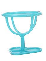 economico -1 pezzi Applicatore per polvere/Spugnetta Plastica Rotonda Lady N/D