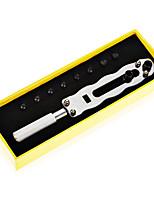 Недорогие -Наборы для ремонта Часовые открыватели Металлические Аксессуары для часов 17.00 x 2.60 x 1.50 0.108