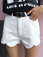 cheap -Women's Casual Leather Waist Belt Stylish