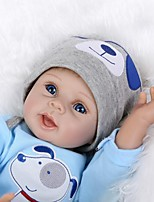 cheap -NPK DOLL Reborn Doll Fashion Baby 55cm Vinyl lifelike Cute Child Safe Parent-Child Interaction Exquisite Lovely Non Toxic All