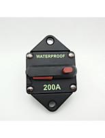 Недорогие -высокий qualitywaterproof! автоматический сброс 200 amp (от taiwan) для грузовых автобусов rvs корабли зарядные устройства и аудиосистемы