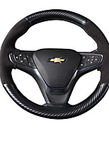abordables -cubiertas del volante automotriz (cuero) para el equinoccio de Chevrolet