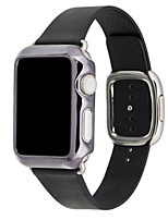 abordables -Bracelet de Montre  pour Apple Watch Series 3 / 2 / 1 Apple Sangle de Poignet Boucle Moderne Cuir