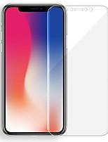 preiswerte -Displayschutzfolie für Apple iPhone X TPU-Hydrogel 2 Stück Vorderer & hinterer Bildschirmschutz Kratzfest Selbstheilung