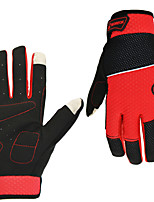 cheap -Sports Gloves Sports Gloves Bike Gloves / Cycling Gloves Touch Gloves Wearable Breathable Anti-Shock Skidproof Full-finger Gloves Touch
