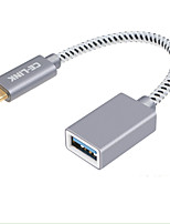 Недорогие -CE-Link USB 2.0 Адаптер, USB 2.0 to USB 3.0 Тип C Адаптер Male - Female 0.15m (0.5Ft)