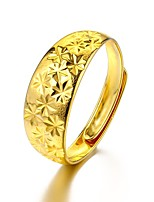 cheap -Men's Women's Cuff Ring , Basic Fashion Gold Plated The Union Jack Jewelry Causal Daily