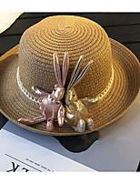 cheap -Girls' Hats & Caps,Summer Polyester Bandanas-White Camel