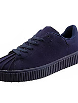 cheap -Men's Shoes Cashmere Spring Fall Comfort Sneakers for Casual Black Gray Yellow Red Blue