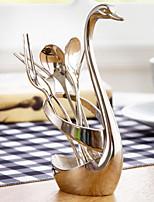 Недорогие -Цинк Стеклянная посуда посуда  -  Высокое качество 15*6 0.4