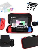 abordables -Other Bolsos, Cajas y Cobertores Protectores de Pantalla para Interruptor de Nintendo Alta Definición Cobertor Posterior Antiarañazos