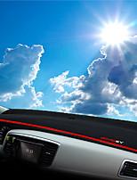 Недорогие -автомобильный Маска для приборной панели Коврики на приборную панель Назначение Honda 2015 2016 2017 Odyssey