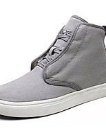 cheap -Shoes Synthetic Microfiber PU Spring Fall Comfort Sneakers for Casual Orange Beige Gray Army Green