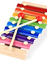 cheap -Toy Instruments Toys Rectangular Wood Pieces Unisex Gift