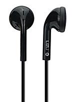 baratos -Li zu i n-t21 telefone celular dinâmico 3,5 milímetros com fio de fone de ouvido com microfone