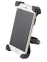 cheap -Bike Mobile Phone mount stand holder Adjustable Stand Universal Buckle Type Slip Resistant Polycarbonate Holder