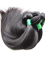 Недорогие -оптовые 9a индийские прямые virgin пучки волос 5pieces 500g серия естественные индийские remy выдвижения человеческих волос ткут никакие