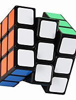 cheap -Rubik's Cube 7173A 3*3*3 Smooth Speed Cube Magic Cube Puzzle Cube Smooth Sticker Square Cut Gift