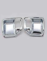 Недорогие -автомобильные крытые дверные чаши DIY автомобильные салоны для джипа 2011 2012 2013 2014 2015 2016 2017 репортер пластик