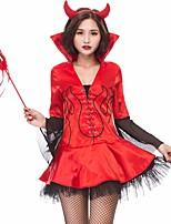 abordables -Bruja Oktoberfest/Cerveza Disfrace de Cosplay Accesorios de Halloween Mujer Halloween Carnaval Oktoberfest Festival / Celebración