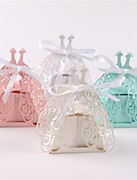 cheap -Other Pearl Paper Favor Holder 53 Ribbons Favor Boxes-50