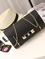 cheap -Women's Bags PU Shoulder Bag Crystal Detailing Zipper for Casual All Seasons Khaki Dark Brown Brown Coffee Gray