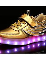 economico -Da ragazzo Scarpe PU sintetico Primavera Autunno Comoda Sneakers per Casual Oro Argento Rosa Royal Blue