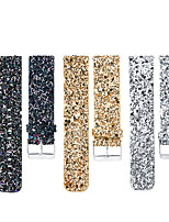 economico -Cinturino per orologio  per Fitbit Blaze Fitbit Custodia con cinturino a strappo Chiusura moderna Vera pelle