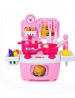 Недорогие -Игрушечная еда и всё для кухни Игрушки Еда и напитки Взаимодействие родителей и детей моделирование ABS Детские Взрослые 15 Куски