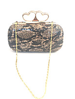 cheap -Bags Metal Evening Bag Sequin for Event/Party All Seasons Blue Gold
