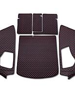 cheap -Automotive Trunk Mat Car Interior Mats For Audi 2017 A4L