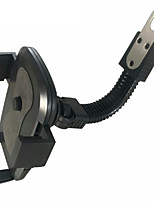 abordables -Moto Téléphone portable Fixation de Support  Support Ajustable Type de boucle Plastique Titulaire