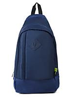 Недорогие -Для мужчин Мешки Нейлон рюкзак Молнии для Повседневные Все сезоны Синий Светло-зеленый Винный Тёмно-синий