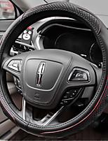 economico -Coprivolanti per automobili (in pelle) per motori universali per tutti gli anni