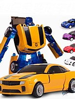 cheap -Robot Toy Cars Toys Car Classic Theme Transformable Kids Pieces