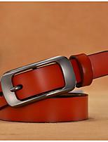 cheap -Women's Vintage Casual Leather Waist Belt