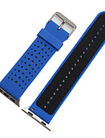 cheap -Watch Band for Apple Watch Series 2 Apple Watch Series 1 Apple Wrist Strap Sport Band Silicone
