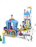 cheap -Building Blocks Toys Fairytale Theme Architecture Exquisite Parent-Child Interaction Mythology ABS Boys' Girls' Pieces