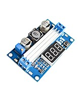 cheap -DC-DC High Power Adjustable Pressure Module 3.035V up 3.535V 100W Band Digital Display