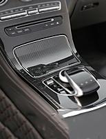 Недорогие -автомобильный Центровые стековые обложки Всё для оформления интерьера авто Назначение Mercedes-Benz Все года GLC260