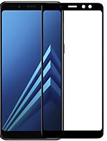 preiswerte -Displayschutzfolie Samsung Galaxy für Hartglas 1 Stück Bildschirmschutz für das ganze Gerät 3D abgerundete Ecken Anti-Reflex