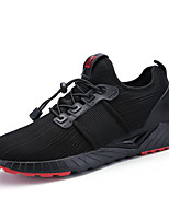 cheap -Shoes Fabric Spring Summer Comfort Sneakers for Casual Outdoor Black/White Black/Red Black/Green