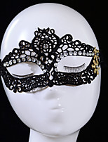 cheap -Halloween Masks Toys Rhinestone Braided Fabric Garden Theme Classic Theme Holiday Fairytale Theme Romance Fantacy Fashion Family