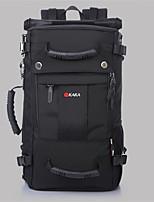 Недорогие -55 L Походные рюкзаки Пешеходный туризм Походы Катание на пересеченной местности Дожденепроницаемый Пригодно для носки