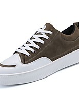 cheap -Shoes Rubber Spring Fall Comfort Sneakers for Outdoor Black Gray Green