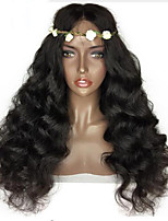 cheap -Brazilian Body Wave Human Hair Lace Wig With Baby Hair Lace Front Human Hair Wigs Pre Plucked